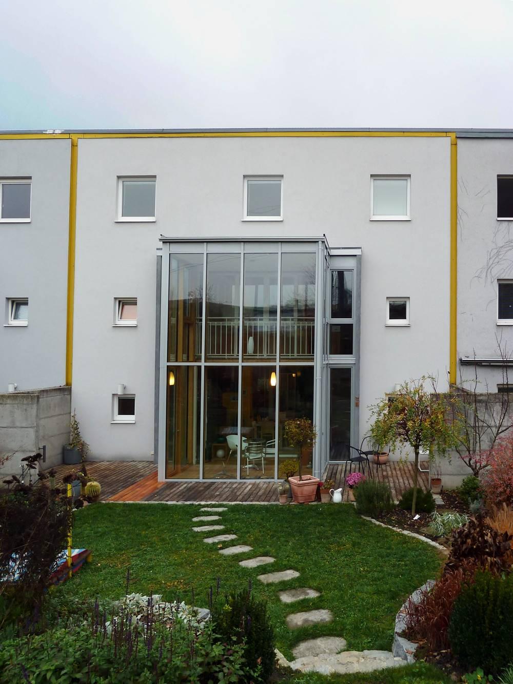 GLASFASSADE | Wintergarten Wagner GmbH - Wintergärten in Oberösterreich